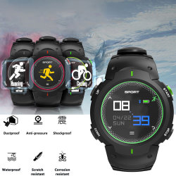 F13 Sports Timethinke Smart montres hommes Smartwatch Relogio fitness de l'horloge de la fréquence cardiaque Tracker Podomètre Android IOS IP68 montre