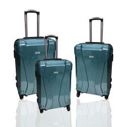 De goedkopere Koffer van de Reis van PC van de Fabriek Directe Karretje Gereden 3PCS Vastgestelde