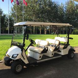 Cor vários elevadores disponíveis carrinhos de golfe Club carro para venda