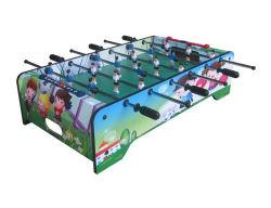 Mini table de jeu de football de table en bois SM006