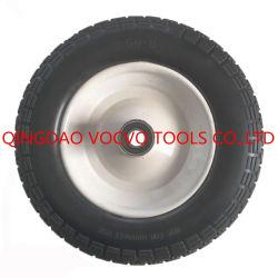 Espuma de PU preenchido 3.50-8 Wheelbarrow Rodas e pneus