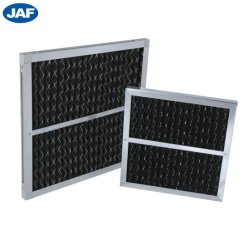 産業フィルターによって作動するカーボンフィルター空気調節フィルターガスフィルター