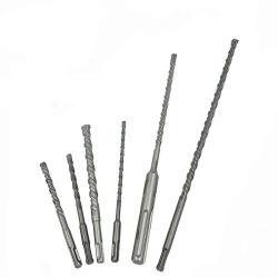 Martelo perfurador SDS 4 brocas de Flauta com ponta de carboneto