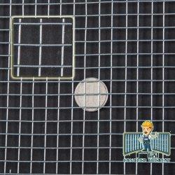 Elektro Gegalvaniseerde Gelaste OEM van het Netwerk van de Draad van het Ijzer