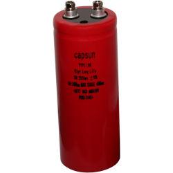 Outlet Store condensateur de stockage à haute énergie 2500UF350V longue durée de vie de condensateurs électrolytiques en aluminium