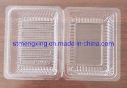 自動プラスチックはボックスThermoforming機械を形作るクラムシェルのパッケージ実を結ぶ