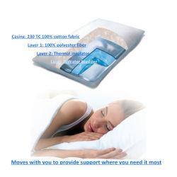 Suporte perfeito almofadas de água / Waterbase Travesseiros cama