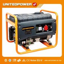 Hauptgebrauch-Schwachstrom-luftgekühlter beweglicher Minibenzin-Generator 2400W