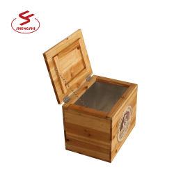Casella di legno popolare superiore commerciale del dispositivo di raffreddamento della presidenza del partito del dispositivo di raffreddamento della birra di ghiaccio del sofà