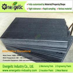 Blatt ESD-Durostone für Aufschmelzlöten-Ladeplatte, schwarzes Durostone Blatt für SMT Vorrichtung, Durostone Material, Wellen-weichlötende Ladeplatten Material, Wellen-Lötmittel-Ladeplatte