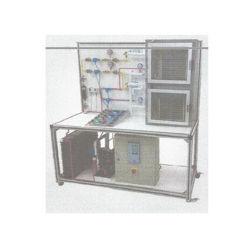 La refrigeración industrial refrigeración el equipo de la enseñanza de ingeniería de entrenador del equipo de laboratorio