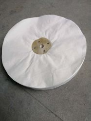 Un paño de tela Down-Proof rueda pulidora Polish