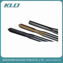 CNC機械はステンレス鋼の部品を機械で造るためのカッターM10*1.25の糸の切削工具をカスタマイズした