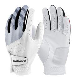 Fabriqué en Chine Hot Sale Custom Golf Gants d'agneau lavable golfeur Sports de plein air des gants en cuir