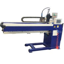 MIG couture longitudinale de la machine de soudage automatique CNC pour réservoir rond