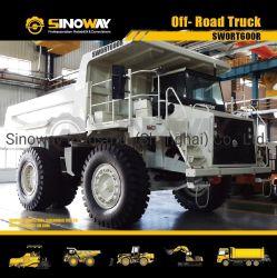 Hors route, 50 tonnes de camion à benne camion rigide