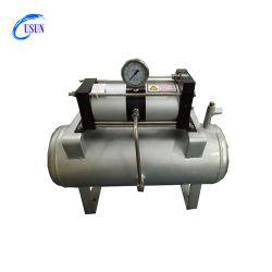 Modello caldo del punto: Amplificatore di pressione d'aria di Maximator della barra di Ab02-B 8-16 simile con 20 L serbatoio e regolatori ad alta pressione