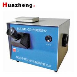 Tester di colore di olio del trasformatore della strumentazione di prova dei prodotti petroliferi di ASTM D1500