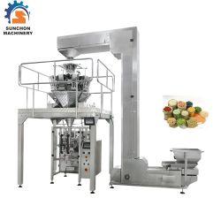 自動穀物の豆の食糧詰物およびパッキング機械装置