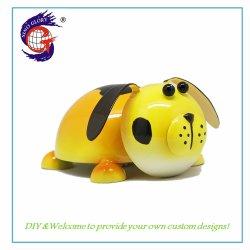 أفضل بيع مخصص 3D تصميم كلب ثلاجة مغناطيس المعادن