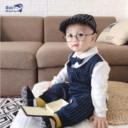 2021 Fashion Leisure 100% algodão vestuário para criança lactente Jumpsuit bebê recém-nascido Rompers vestuário para bebé
