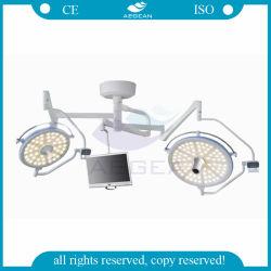 天井電池医学LEDのShadowless作動させた外科ライト(AG-LT019)