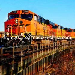 Tren Ferrocarril Transporte El transporte de mercancías de Europa/España