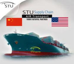 Servizio porta a porta dal trasporto aereo della Cina agli Stati Uniti