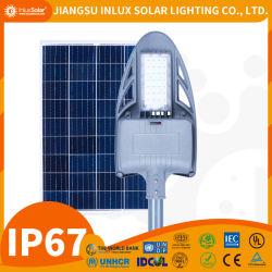 Новый продукт для использования вне помещений высокого просвета 5050 Chip автоматического освещения улиц водонепроницаемый энергосберегающая 30W 40W 50W60Вт Светодиодные лампы солнечной энергии