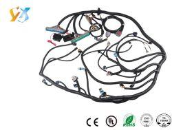تصنيع المعدات الأصلية / محرك السيارات (OEM) / تخصيص IATF16949 توريد المصنع لشركة أودي 9001 محرك / أسلاك ضفيرة الأسلاك مع موصل jst/Molex/Tyco/Delphi