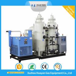 Gerador de oxigénio PSA Concentrador de oxigénio em contentor instalações de oxigénio industrial respirando Máquina de oxigénio
