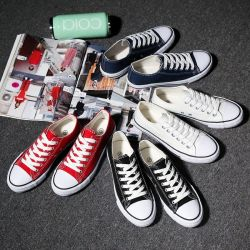 Mulheres Sapatas Plana Casual Tênis personalizados de moda Senhoras impresso sapatos de lona para adolescentes do sexo feminino