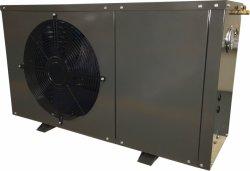 Ar monobloco para aquecedor de água com bomba de calor de água 4kw / 7 kw com alta eficiência da bomba de calor compressor rotativo para fornecer Max. Na saída da temperatura da água até 60c
