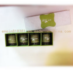 Quattro PCS Scented Candles in Giftbox (FCZ12127)