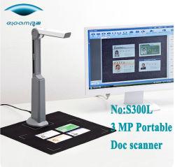 Livre scanner portable haute vitesse (S300L)