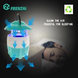 Lampe d'insectes électronique tueur de moustiques à l'intérieur électrique avec Plug-in UV Pas de bruit