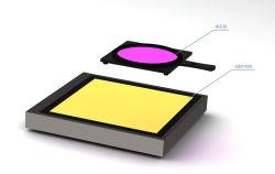 مكبرة جهاز الكومبيوتر المحمول اكتشاف الإجهاد المتخلف كوارتز وير