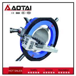 Macchine utensili idrauliche di taglio del tubo del rivestimento della flangia di alta qualità
