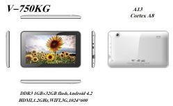 Планшетный Компьютер /MID /GPS / Android 4.2 / Bluetooth Таблетки