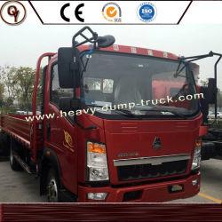 HOWO camioneta 4X2 Electric Industrial vehículo con cabina