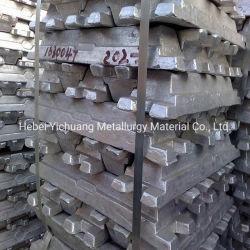고순도 99.9% 99.8% 99.7% 최소 알루미늄 유입/알루미늄 유입 중국 최고의 생산 가격