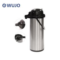 1L 1,9 L a Pressão de Ar da Bomba de Vácuo térmico em balão de ar Café Pot