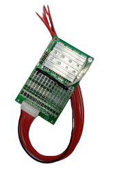 Li-ion batterie 7s 25.9V BMS/ PCB pour vélo électrique, fabricant de PCB