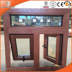Канада Торонто Client тент окна алюминиевые Clading цельной древесины