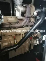 Generador Diesel John Deere 315kVA insonorizado silenciosa la alimentación de reserva 60 Hz.
