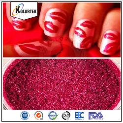 De kosmetische Parels van het Poeder van het Mica van de Rang kleuren Poeder met pigment