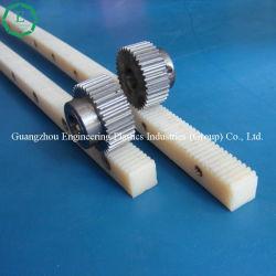 CNC die het Plastic PA6 Toestel van het Rek machinaal bewerken