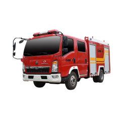 Offerta del fuoco del serbatoio di acqua 3000L dell'euro II di HOWO
