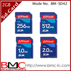 Карта памяти 128 м до 2 ГБ (BM-SD42)