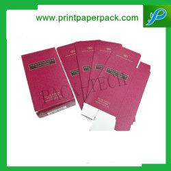 Venda a quente Bespoke Poker Cigarro Perfume Cosméticos Papel de embalagem Caixa de oferta